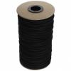 Cord Waxed 2mm Black